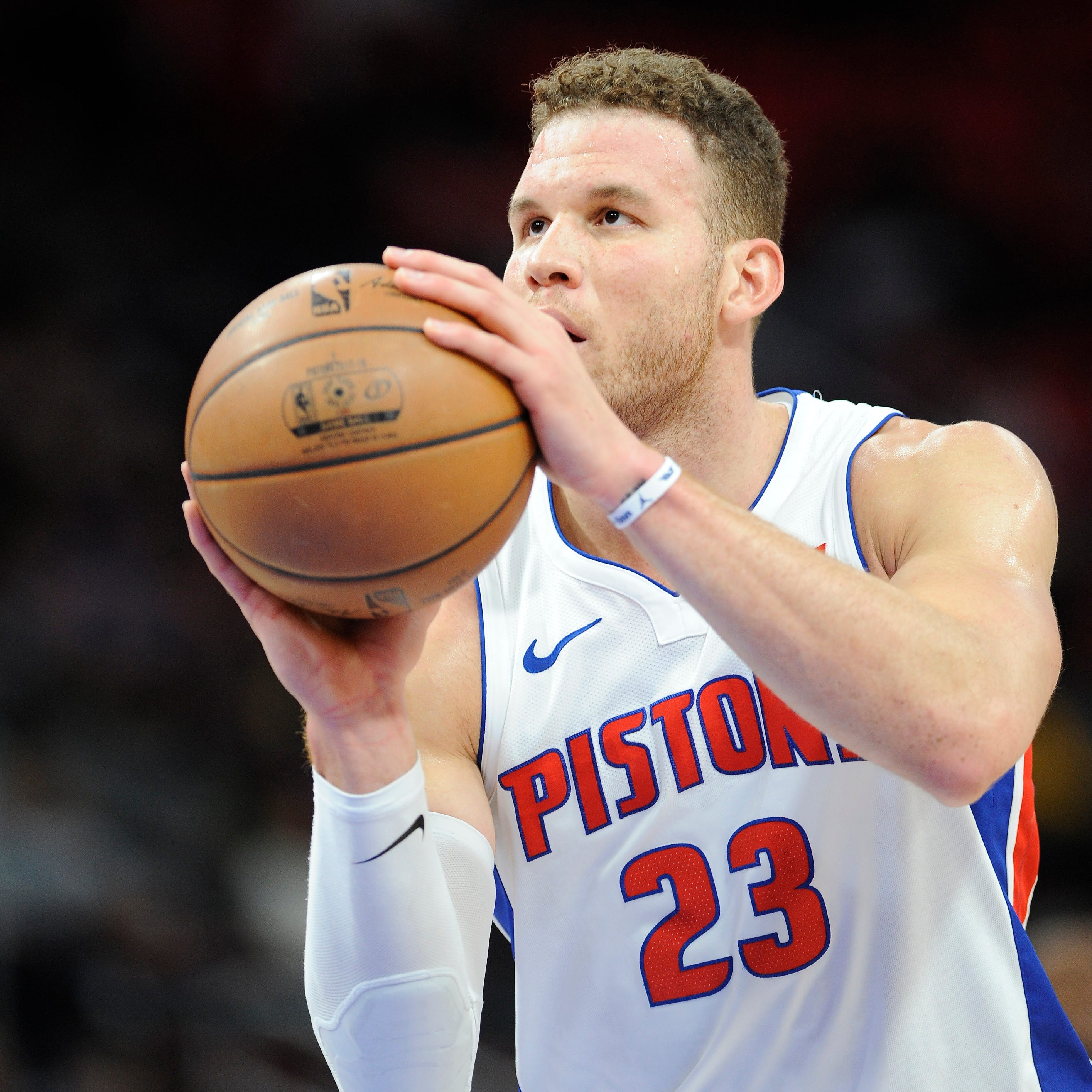 Pistons' Blake Griffin recovers place among NBA's elite