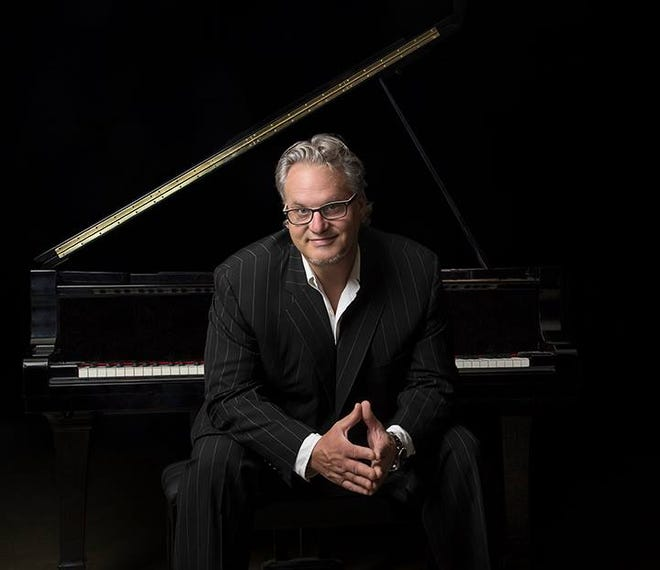 Mark Lincoln Braun, known as Mr. B, will perform Saturday at Kerrytown Concert House.