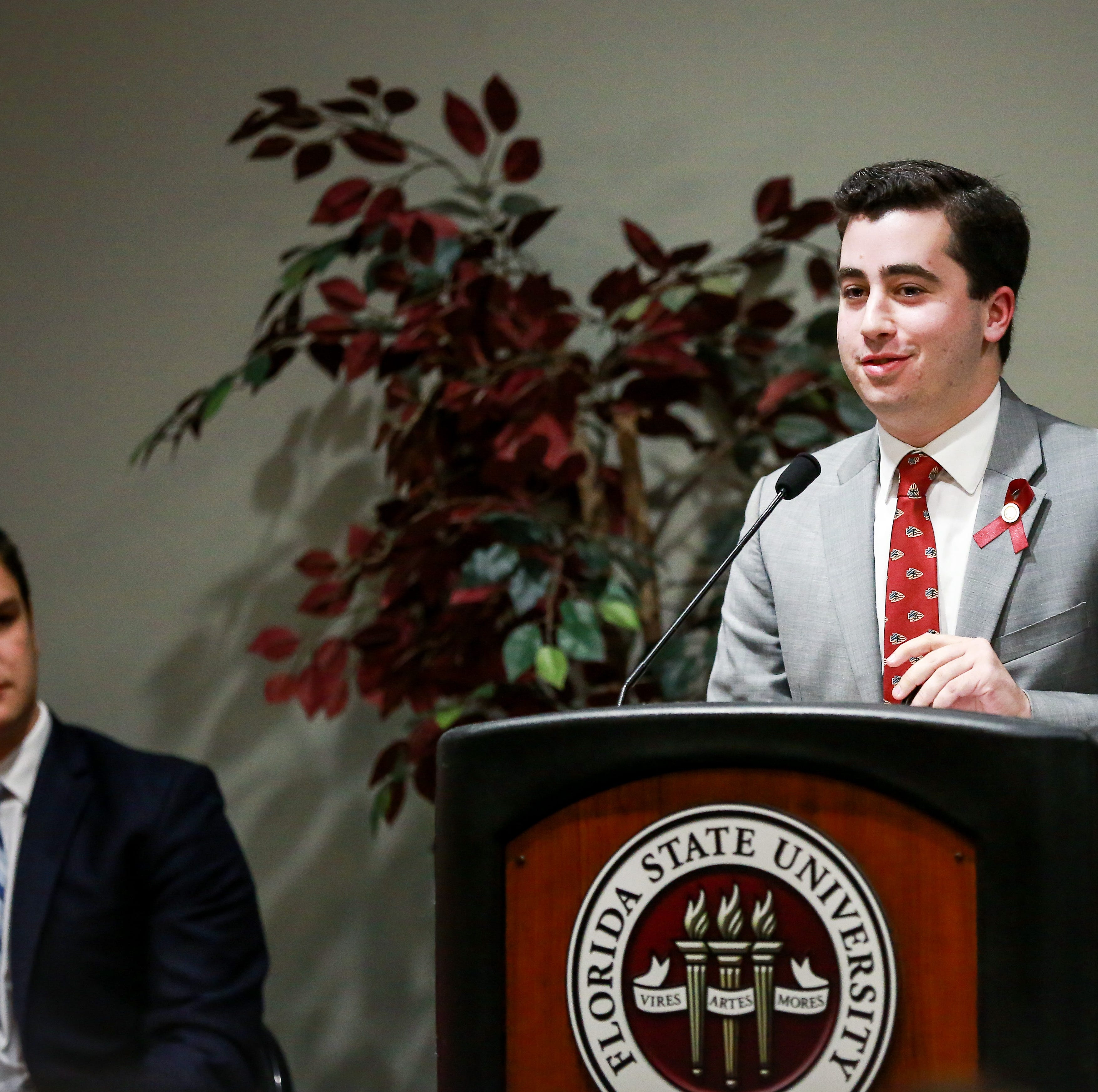 Amplify's Evan Steinberg voted as new student body president