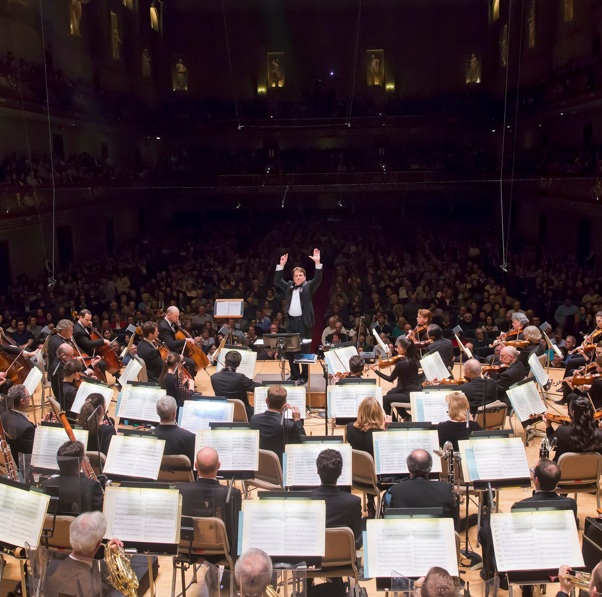Boston Pops honors John Williams music with tour