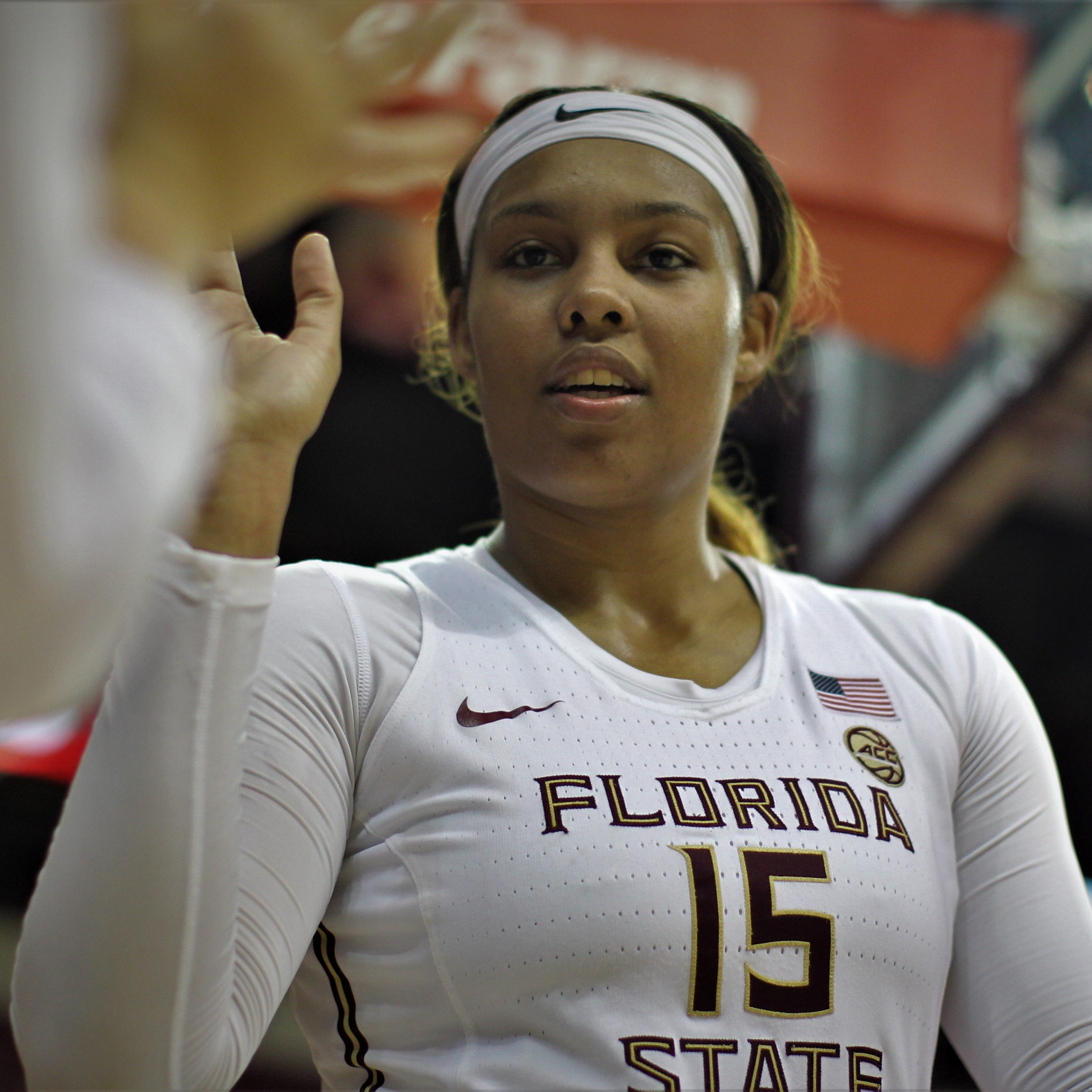 Gillespie leading the way for young 'Noles