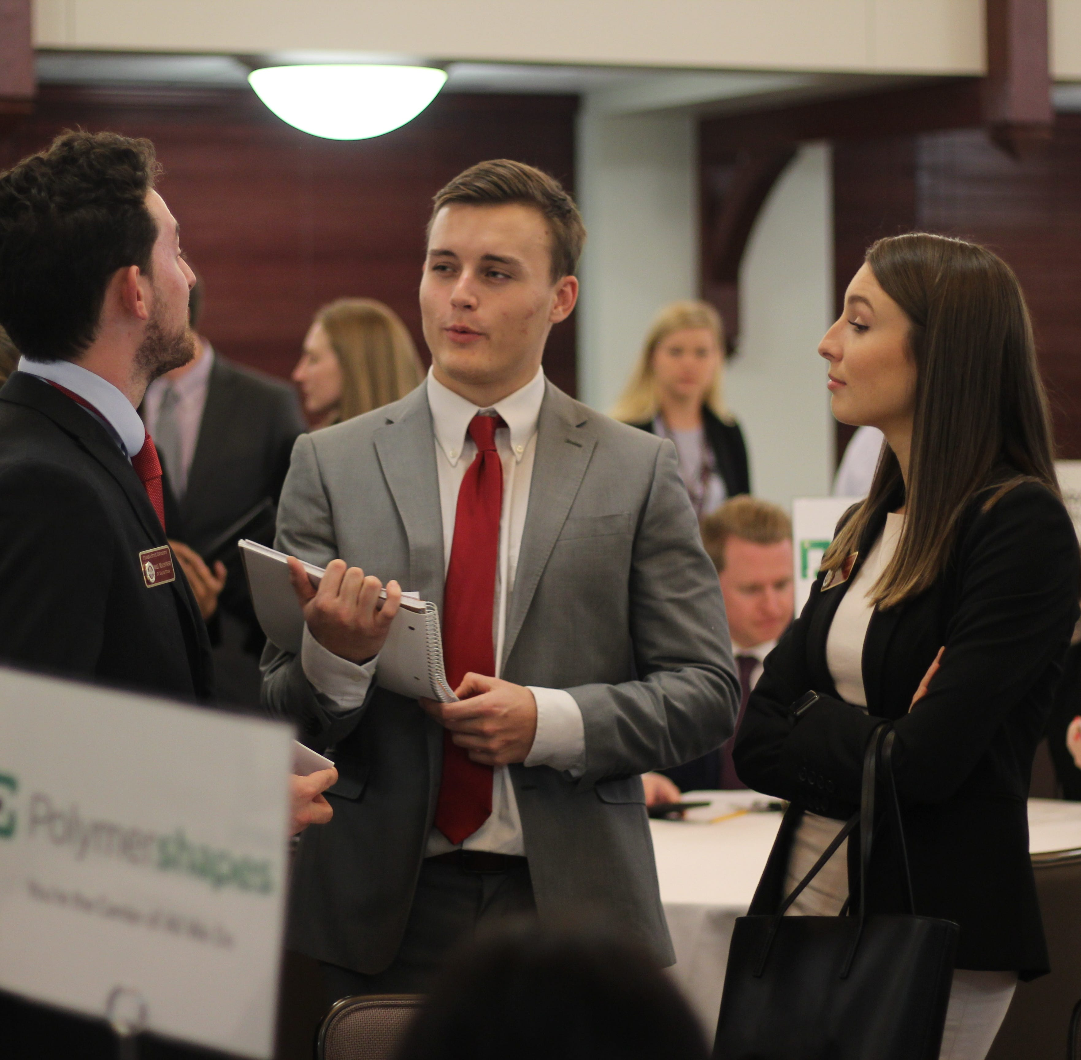 Seminoles showcase their sales skills