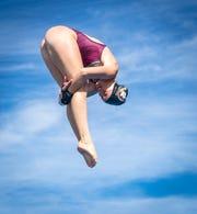 Florida State junior diver Molly Carlson enters the ACC Championships with an unabashed motivation.