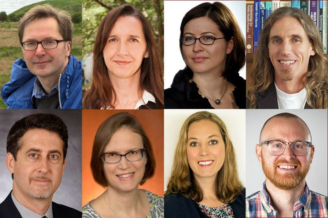 FSU ranks second in the nation as a top producer of Fulbright U.S. Scholars.  The annual list includes Igor Alabugin, Iris Junglas, Katarzyna (Kasia) Bugaj, Christopher Coutts, Joseph Schlenoff, Anne Barrett, Miles Taylor and Micah Vandegrift.
