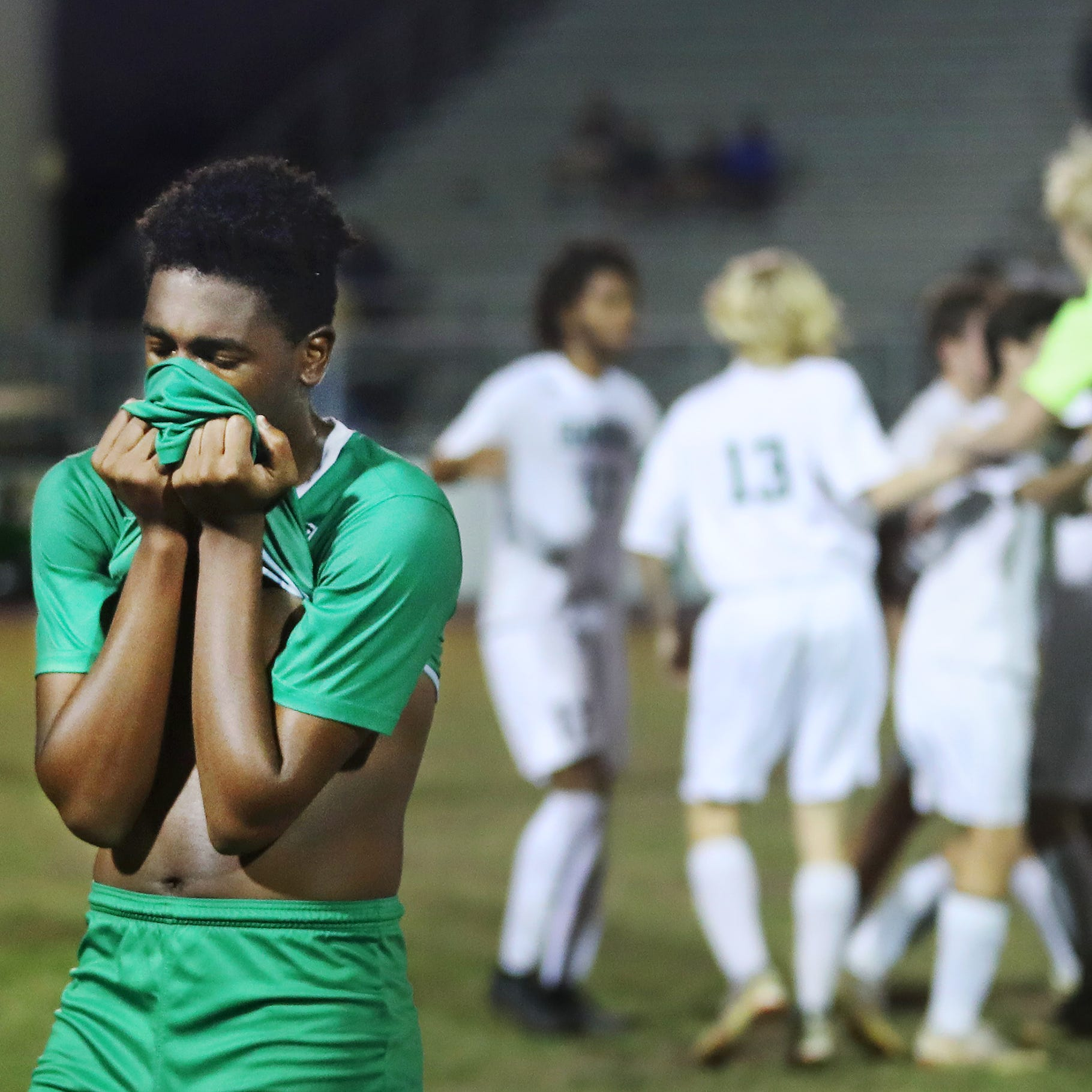 Fort Myers boys soccer comes out on the wrong end of amazing comeback in a regional final