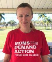 Katherine Cunningham, Moms Demand Action