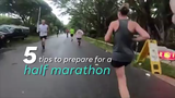 If you're planning to participate in your first half marathon, here are some tips on how to prepare for the race. Watch Naples Daily News reporter Jake Allen run in the 2019 half marathon in downtown Naples.