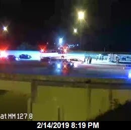 I-75 lanes near Fort Myers open again Thursday night; trailer had overturned near Alico Road