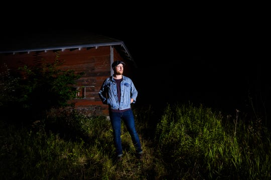 Door County native and Gibraltar High School graduate Matthew Burress returns from the Twin Cities and travels to distant lands to play an album release concert Feb. 23 at Door Community Auditorium in Fish Creek.