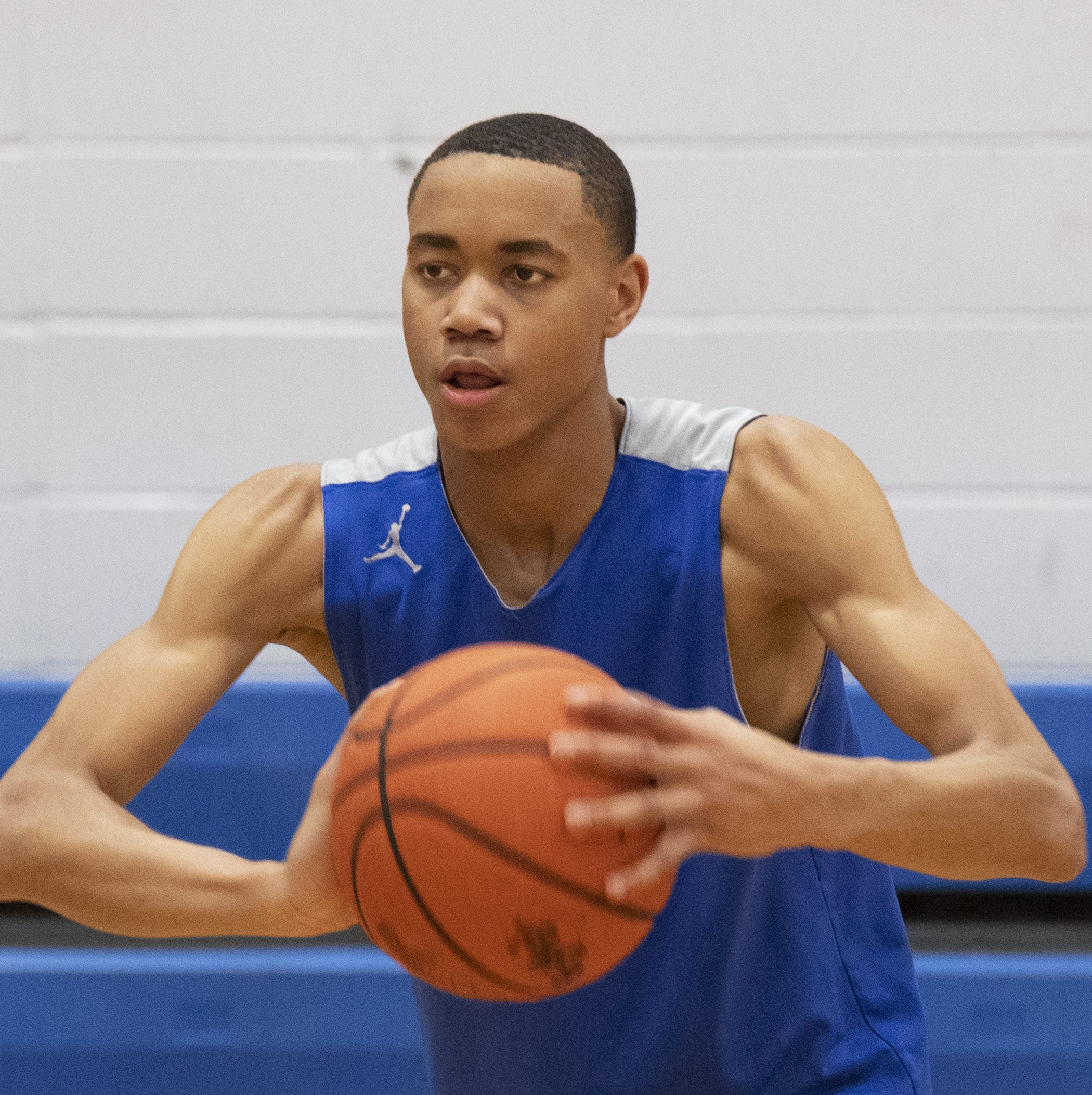 Wren sophomore Bryce McGowens has been named to the South Carolina Basketball Coaches Association Class AAAA All-State basketball team.