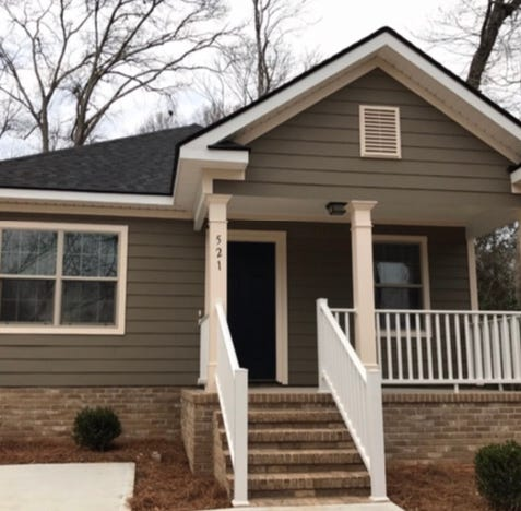 16 new rental units for low-income residents planned for gentrifying areas of Greenville