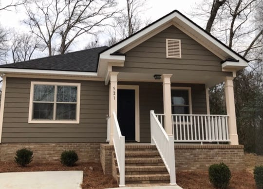 Homes of Hope is planning to build affordable rentals for low-income residents in some of Greenville's fastest gentrifying areas.