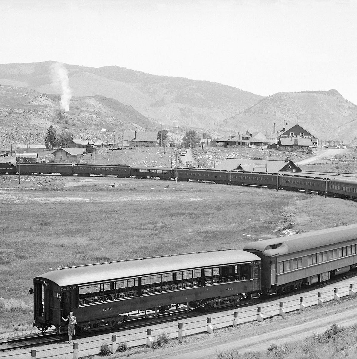 Remembering the trains that tied Montana to the world