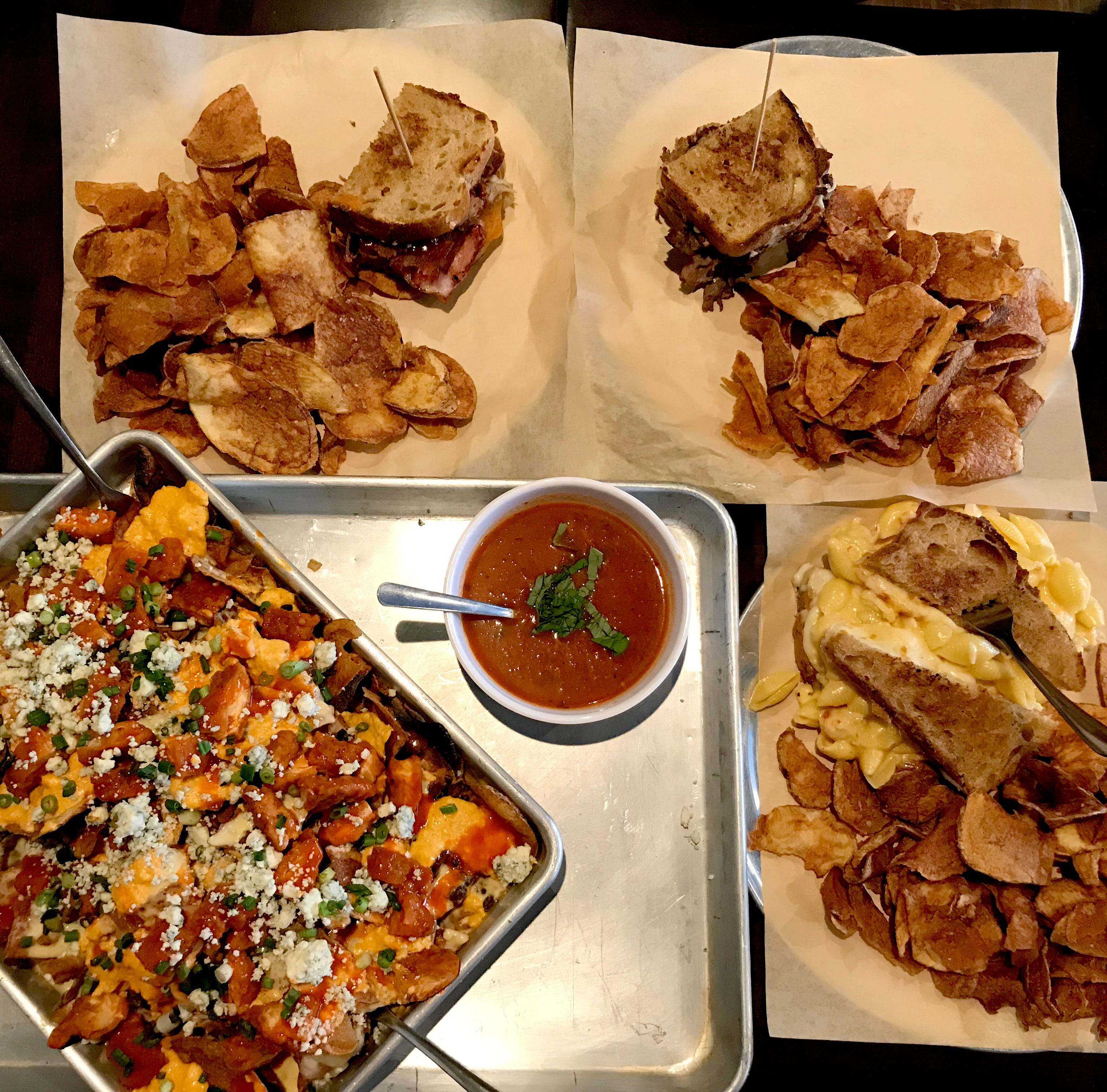 Five things to try at the new Block Bar & Grill in Great Falls