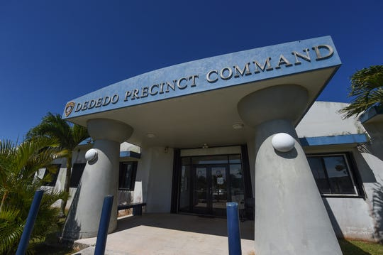 The Guam Police Department Dededo Precinct Command is shown in this Feb. 15, 2019, file photo.