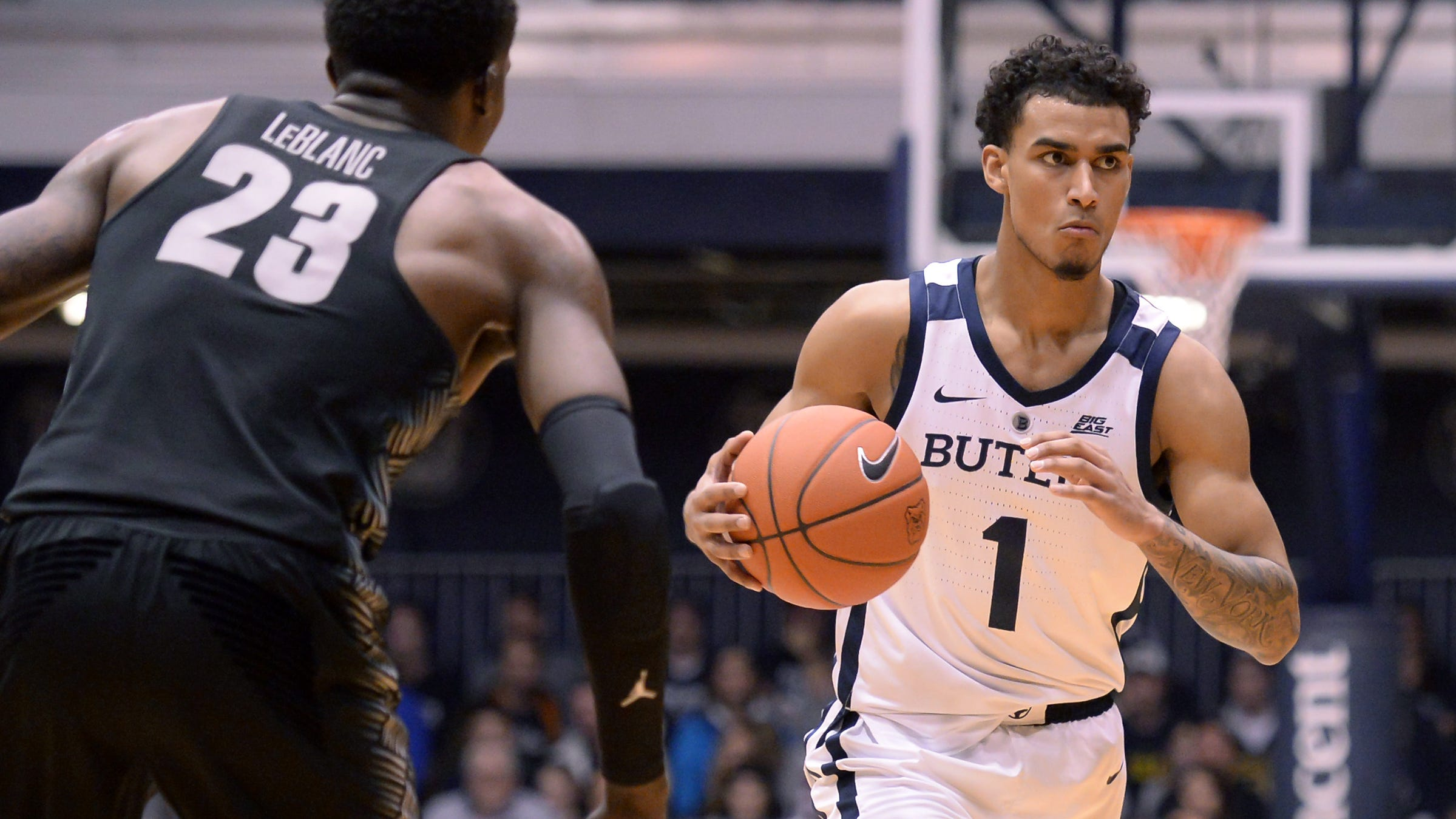 Jordan Tucker trying to 'find his flow' with Butler but remains bullish on Bulldogs