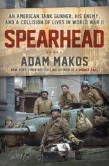 """Spearhead"" by Adam Makos book jacket"