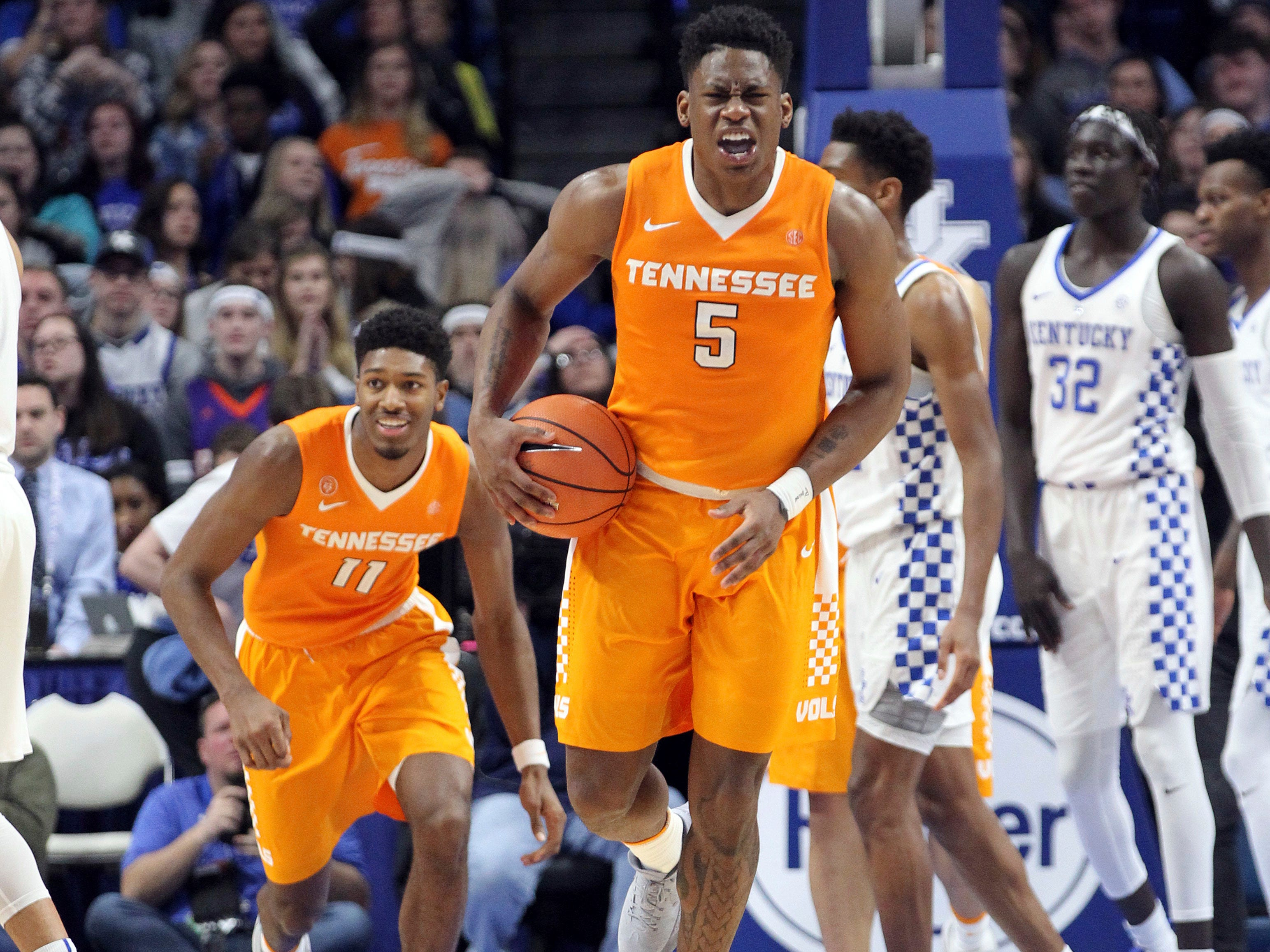 Tennessee vs. Kentucky basketball 'not just another one' for Vols