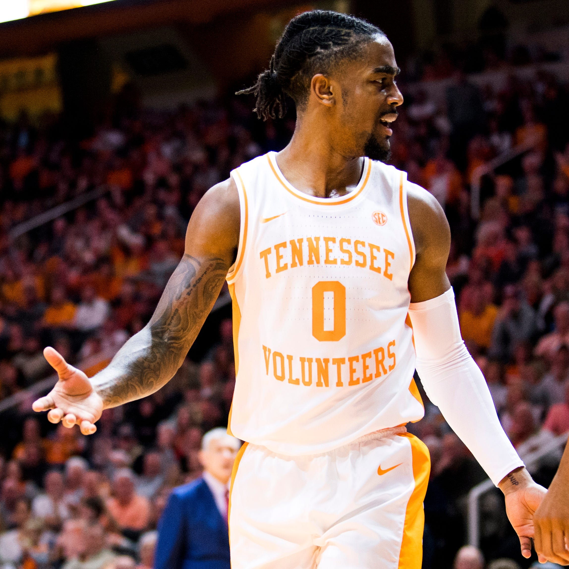 Jordan Bone is the Vol to watch in the oncoming response to Kentucky