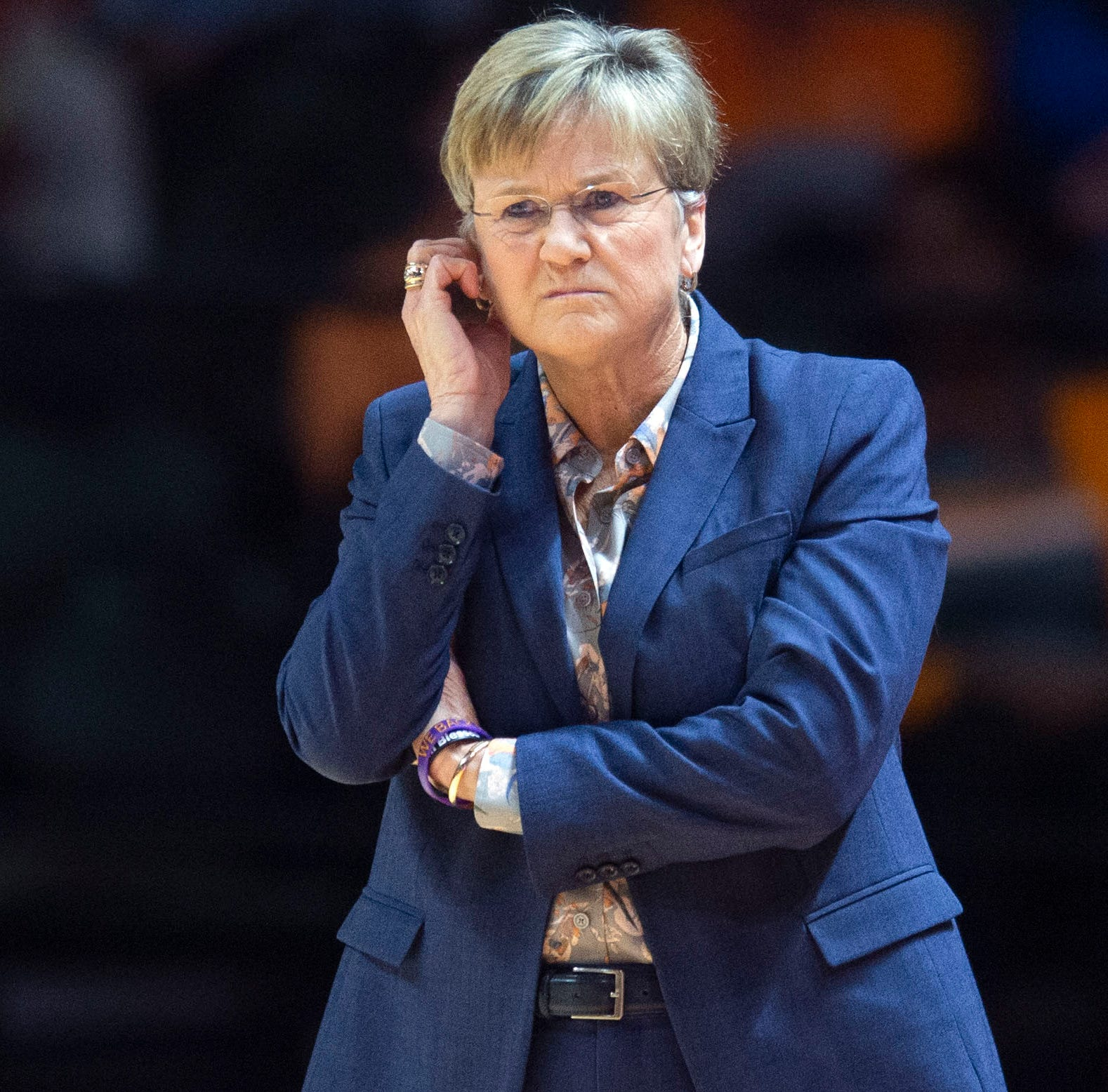 Volunteer State: Will this be Holly Warlick's last game as Lady Vols coach?