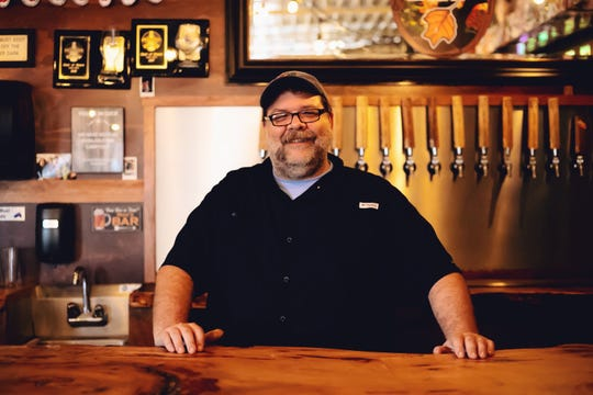 Mikey Frede, owner of Last Days of Autumn, the laid-back neighborhood brewery on East Magnolia, hosted a free week of coworking from 9 a.m. to 5 p.m. Frede was surprised at the turnout.