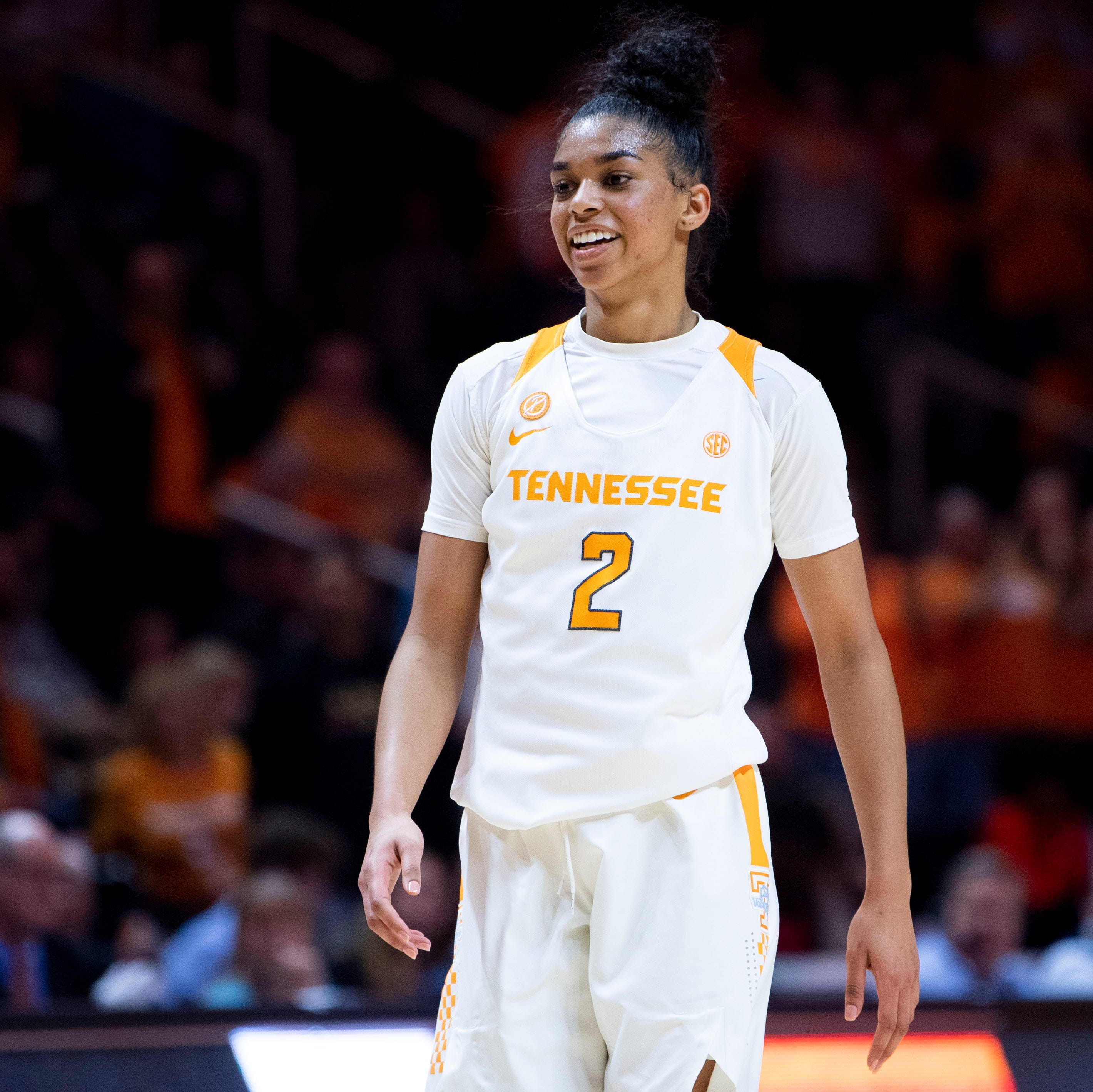 Evina Westbrook tweets farewell and thank you to Lady Vols