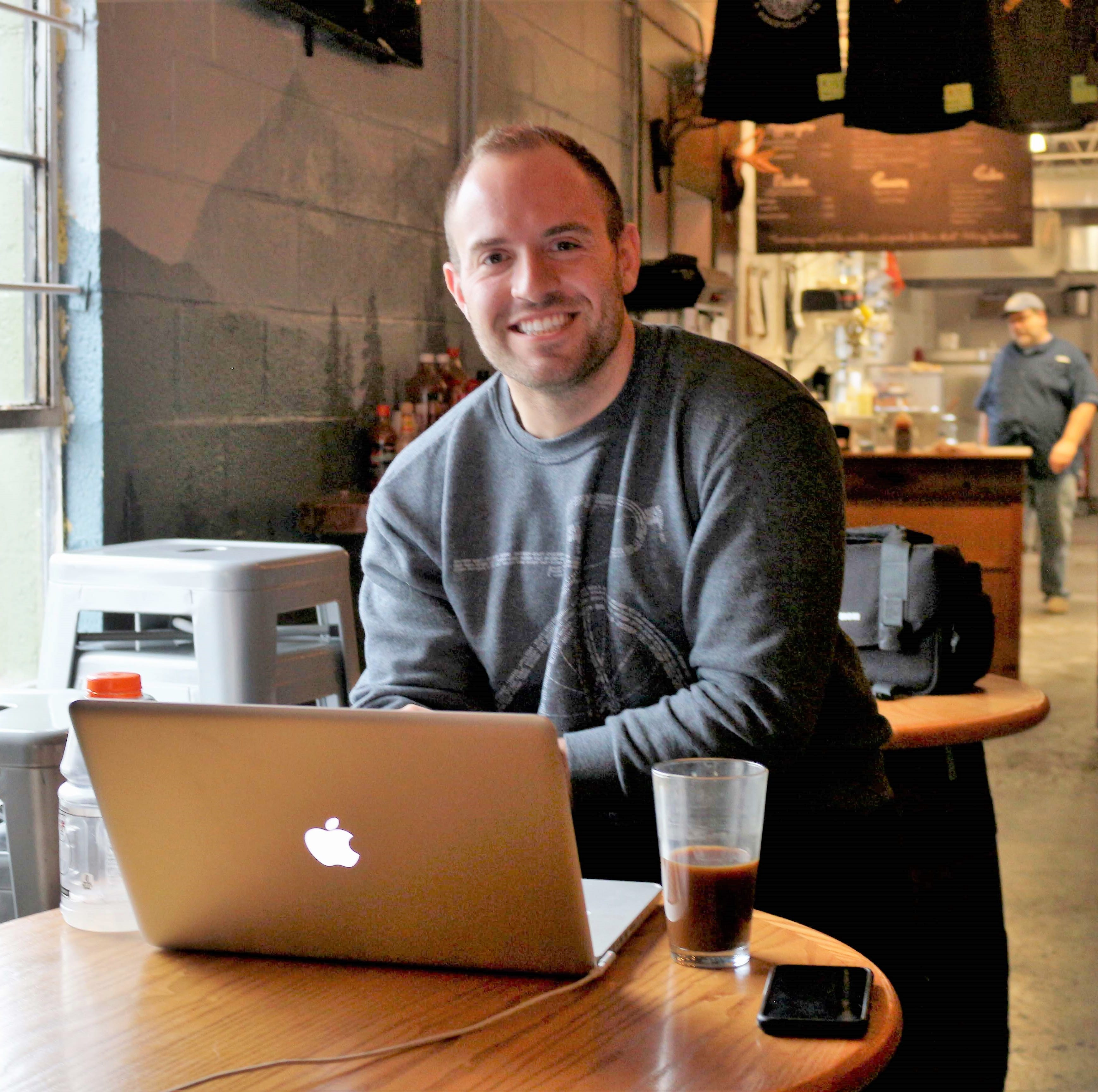 Shopper News blog: Entrepreneur joins shared-workspace trend