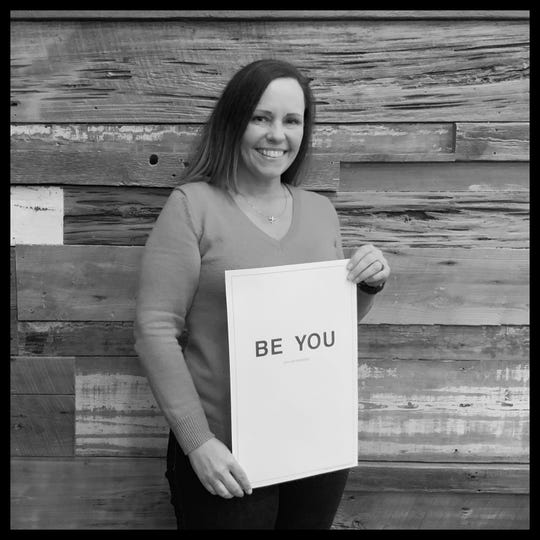 Aimee Boyd Robinson is in the spotlight for this week's Be You.