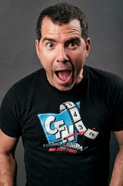 Comedian Graham Elwood is headed to Lafayette March 10 for the Progressive Comedy tour.