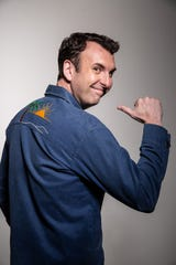 Comic Matt Braunger will perform at Club 337 in Lafayette on May 24.