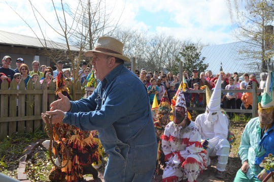 The Vermilionville Living History Museum & Folklife Park is hosting a Courir de Mardi Gras event with a foodways celebration on Feb. 24.