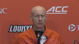 Louisville's Chris Mack wants to move on from Duke loss and prepare for Clemson