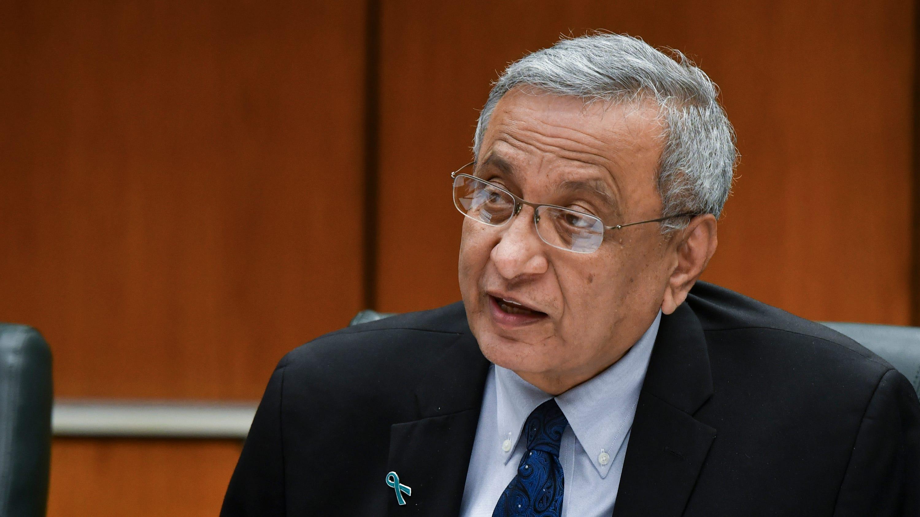 MSU interim President apologizes to Nassar victims