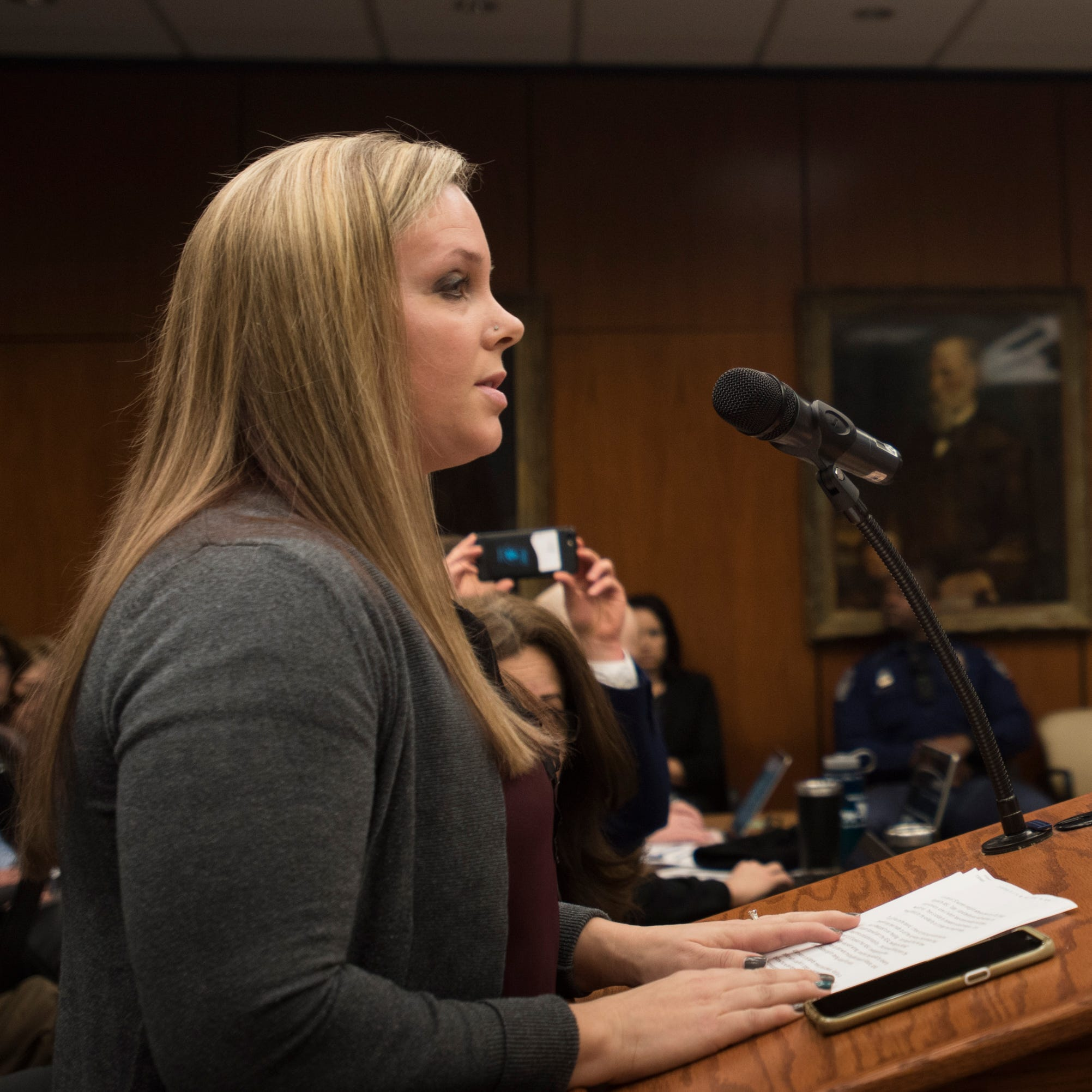 Attorneys want state to investigate MSU's treatment of Larry Nassar victims