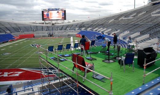 AAF: Is Memphis ready for the Express, and the return of ...