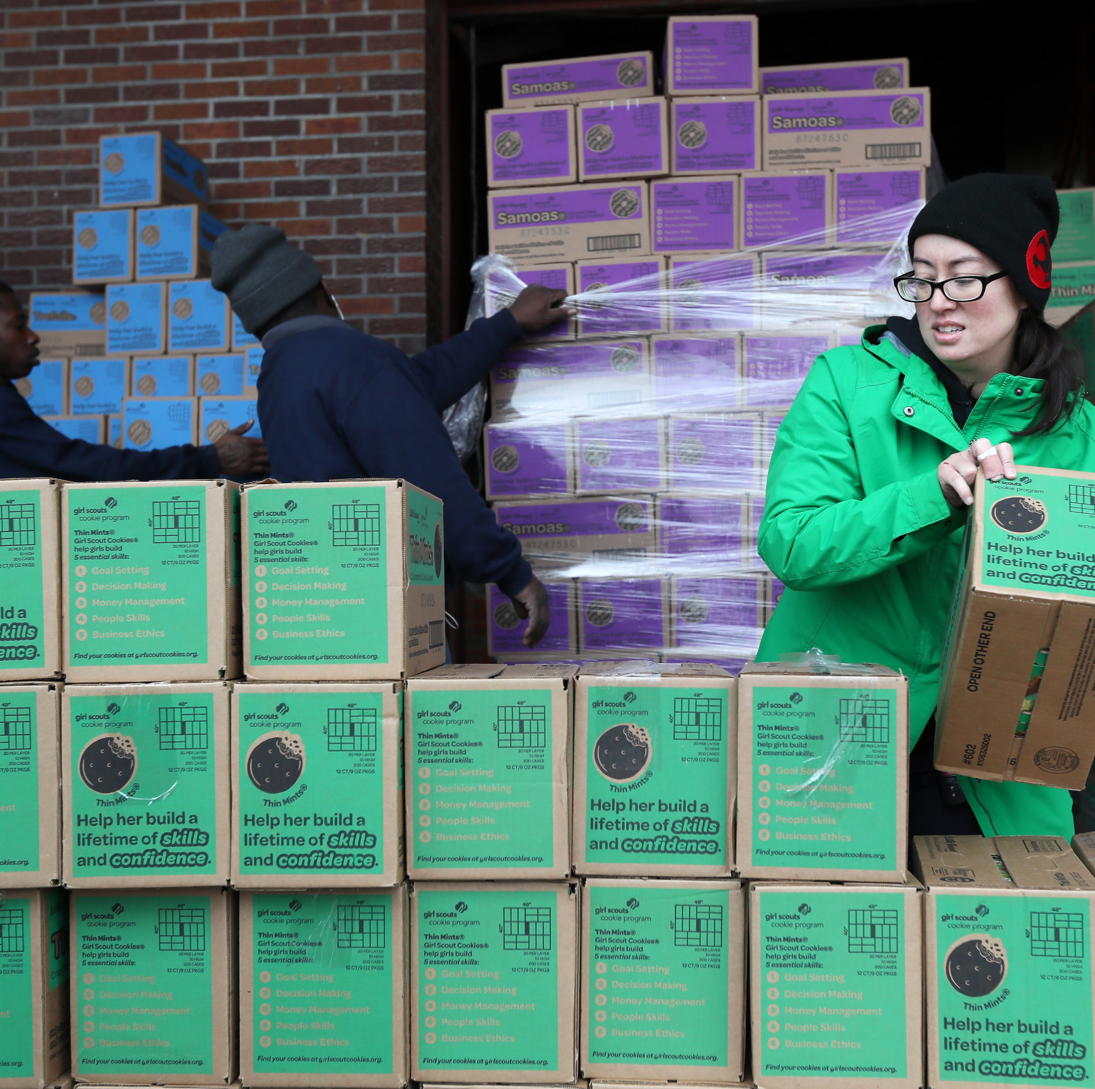 The Weekly Dish: 1.5 million boxes of Girl Scout Cookies to arrive in Memphis