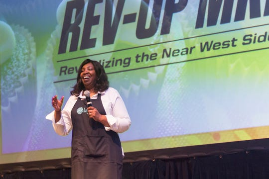 Susie Roberts recently won the  Rev Up MKE contest, which will help her establish a storefront for KalyANa Organics.