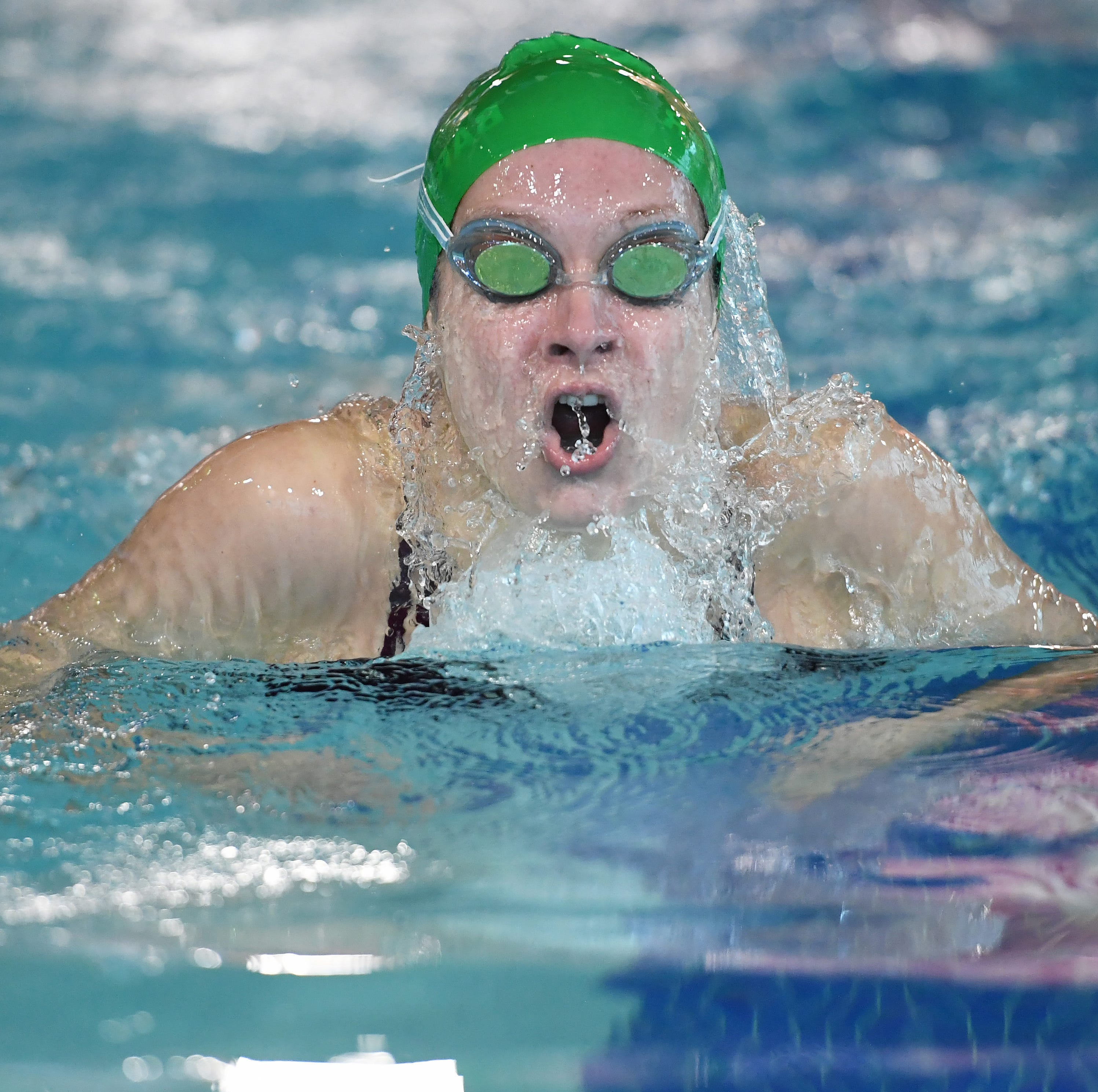 Morristown girls earn sixth straight sectional swim title