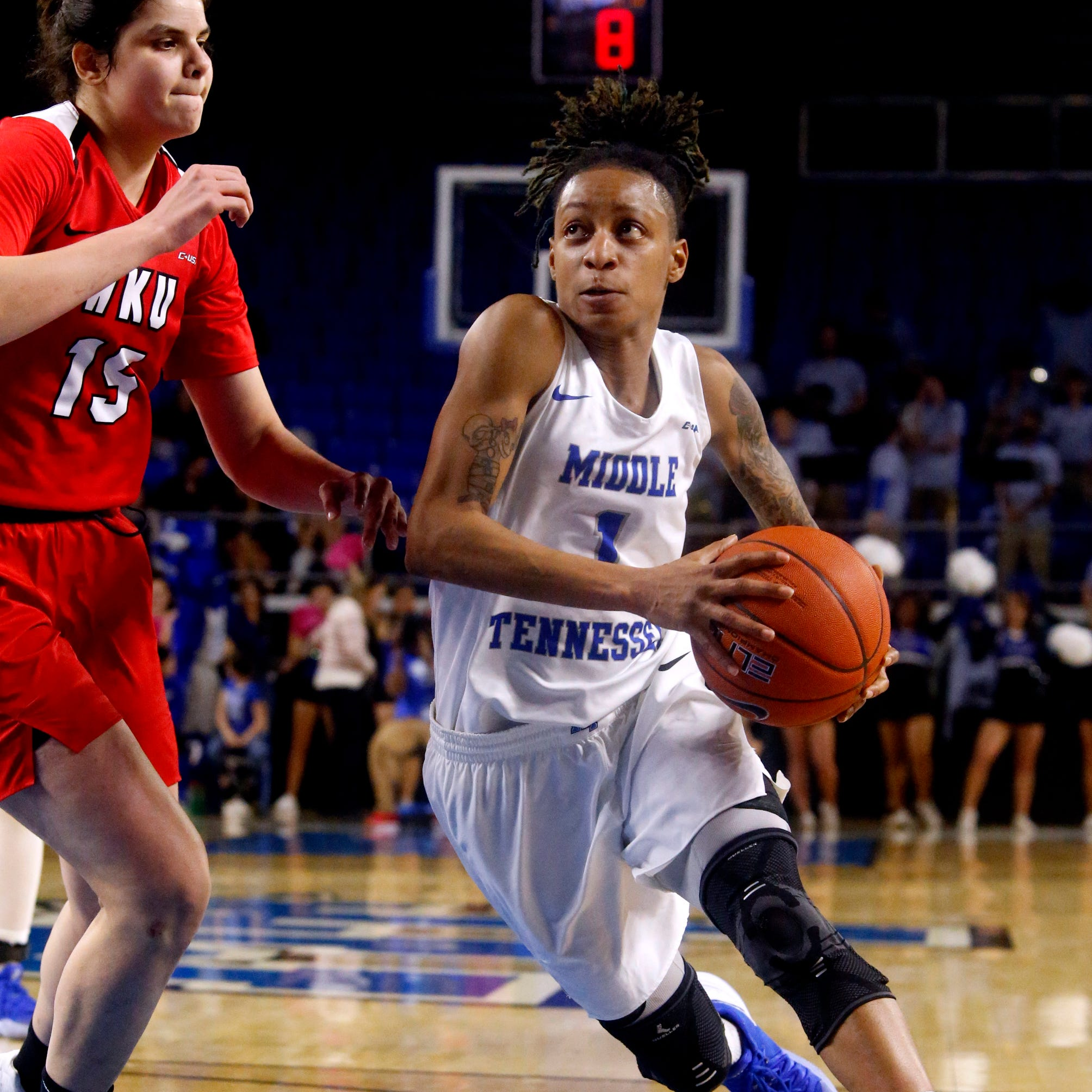 Lady Raiders defeat UAB and advance to Conference USA championship game