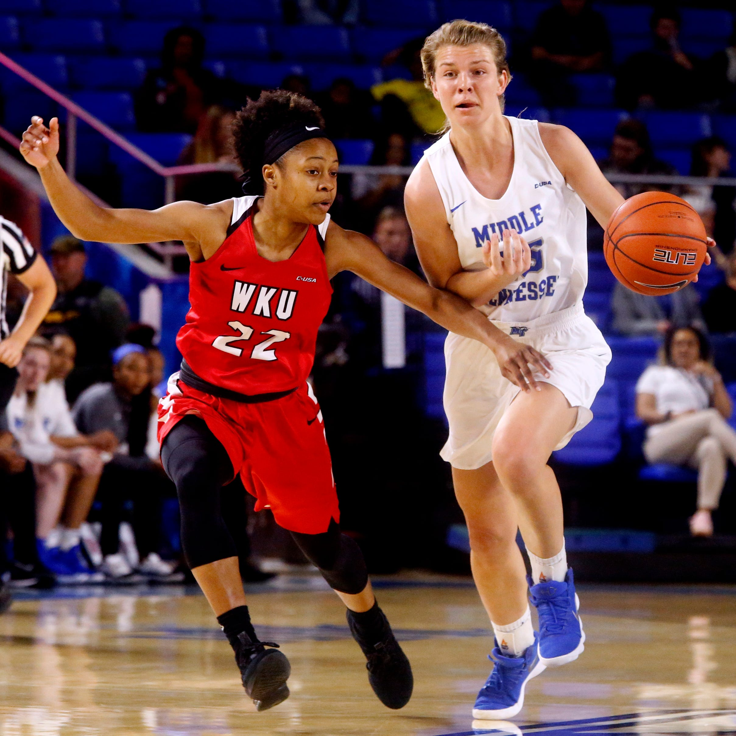 Anna Jones inspires MTSU Lady Raiders to win over rival Western Kentucky