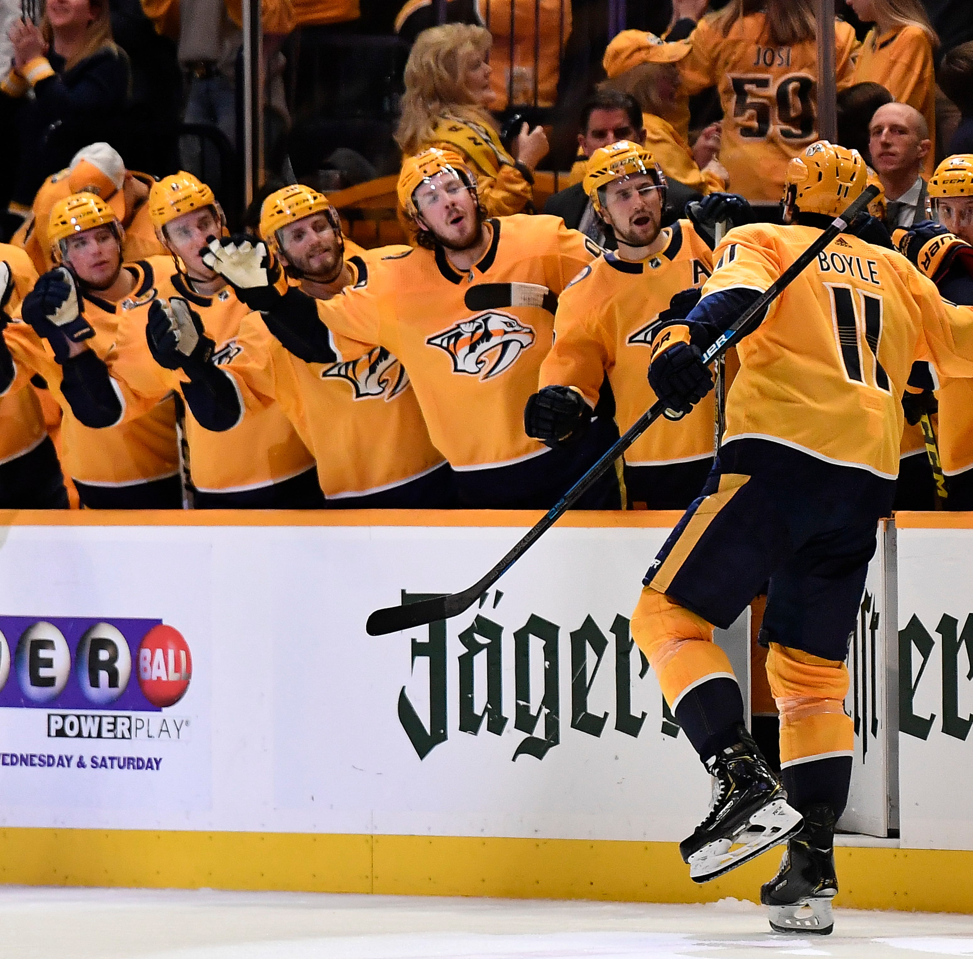 As NHL trade deadline approaches several Predators know the uneasy feeling