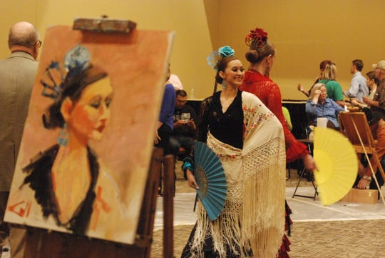 Over 100 artists from across the country, some returning favorites and other first-time exhibitors, will offer work at the 2019 Las Cruces Arts Fair at the Las Cruces Convention Center.