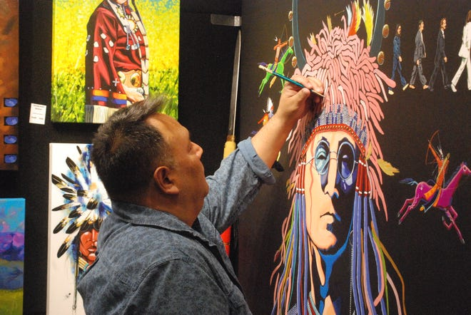 The Doña Ana Arts Council's (DAAC) Las Cruces Arts Fair, the area's most expansive collection of art and fine crafts, returns for the ninth year to the Las Cruces Convention Center March 1 through 3.