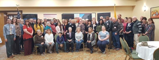 The Carlsbad Community Foundation celebrated grant recipients in February.