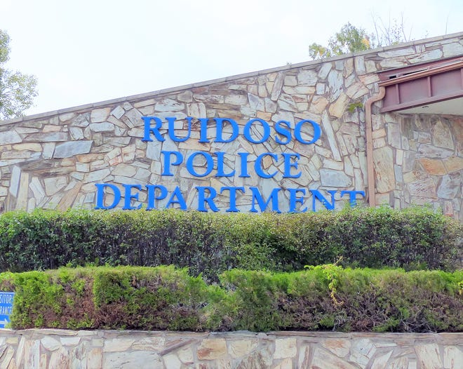 The Ruidoso Police Department building is on Mechem Drive.