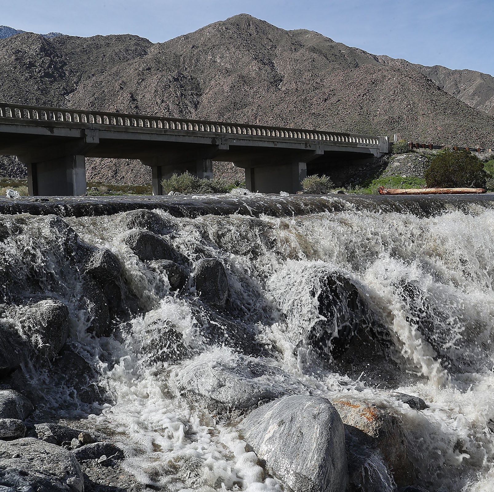 Tired of weather-related road closures in Palm Springs? Solutions could be on the way