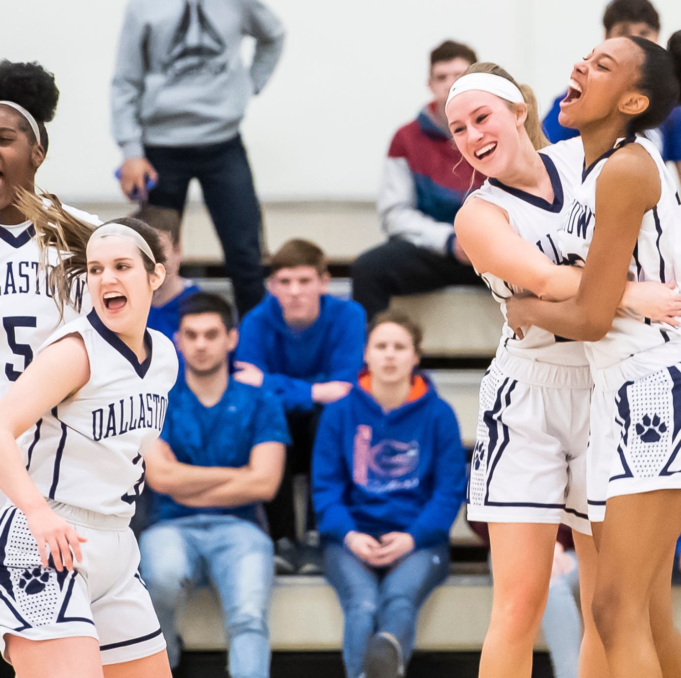 'We stuck together': Dallastown finds redemption, topping Spring Grove to win league title