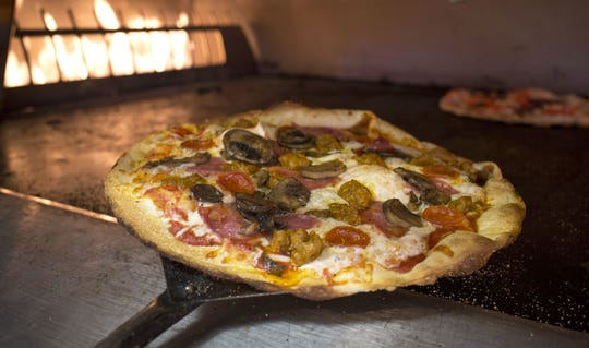 FIRED PIE: Get 10 percent off your dine-in order.