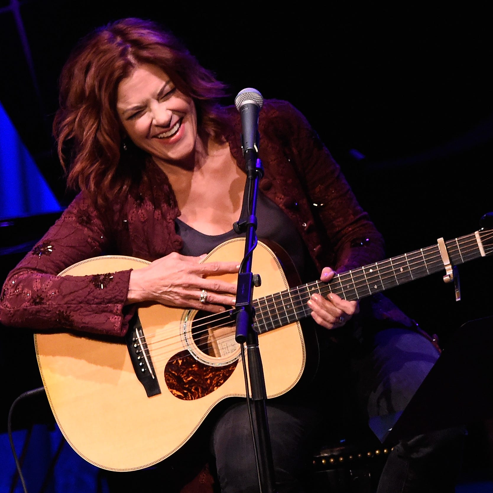 Rosanne Cash brings 'She Remembers Everything' to Opening Nights finale
