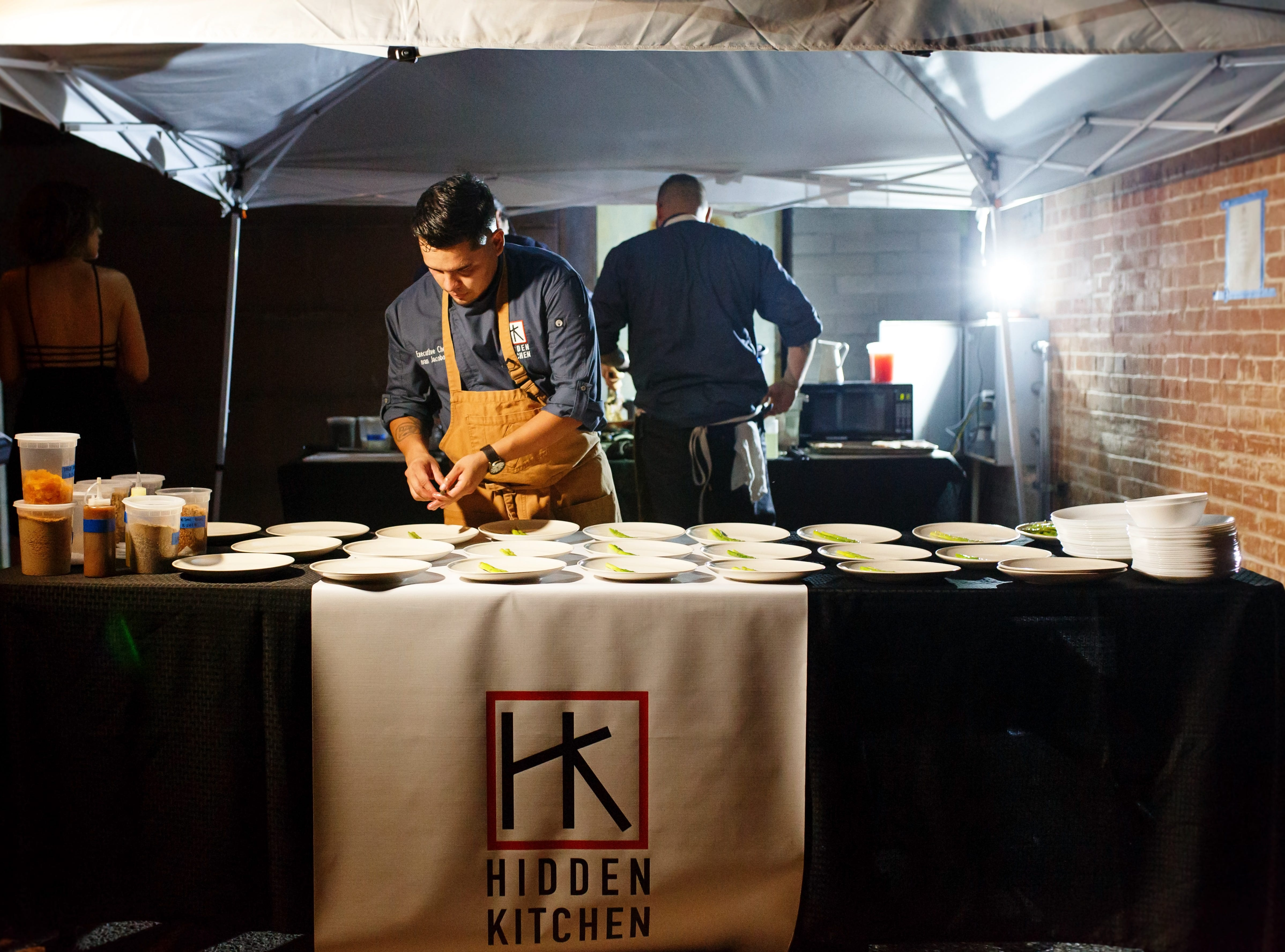 On Tuesday, Feb. 19, 2019, 26-year-old chef Ivan Jacobo will open Hidden Kitchen restaurant at Heritage Square in downtown Phoenix.